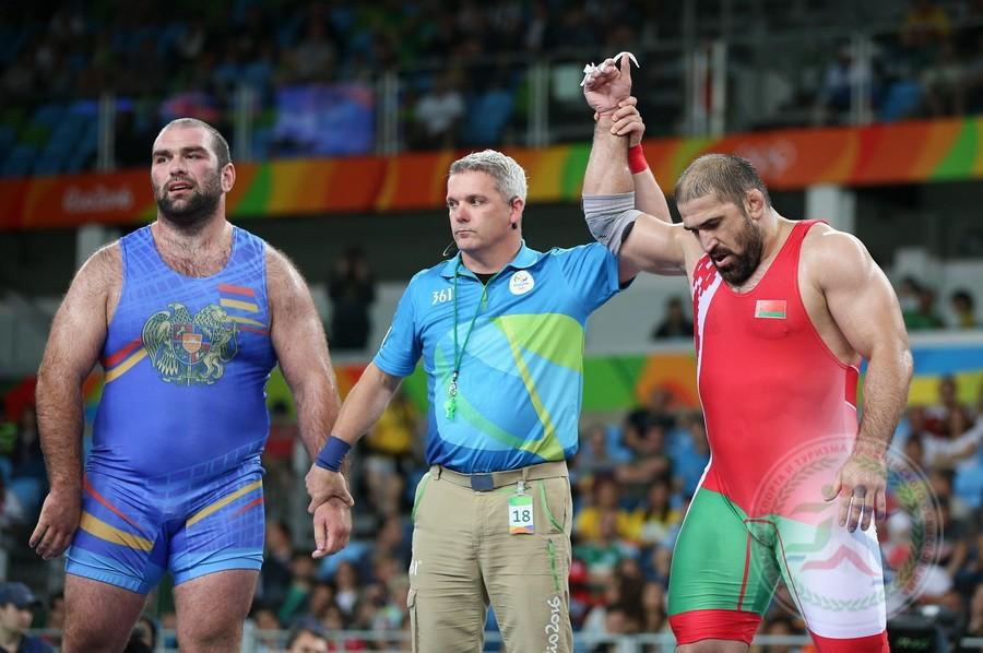 Azerisportcom представляет фоторепортаж с олимпиады, где спортсмены сборной азербайджана