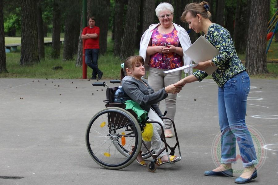 Знакомство с инвалидами в россии